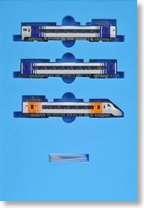 四国8000系 リニューアル 特急「いしづち」 (3両セット) (鉄道模型)