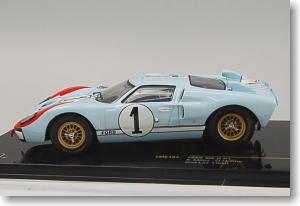 フォード MKII 1966年ル・マン24時間2位 (#1) (ミニカー)