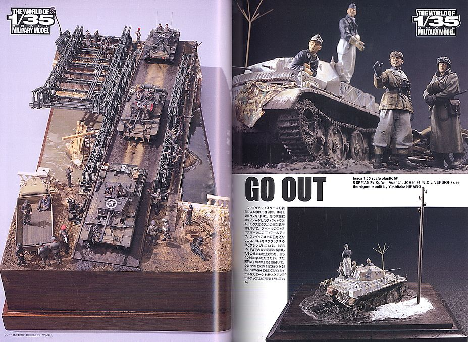 Military Modeling Book