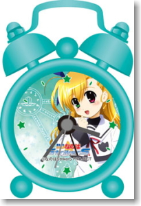 Mini Mini Alarm Clock Takamachi Vivio (Anime Toy)