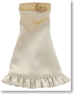 Pail Rose One-Piece (Gold) (Fashion Doll)