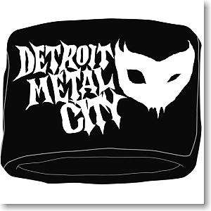 Detroit Metal City Theather Version DMC Logo Wristband Black Anime Toy