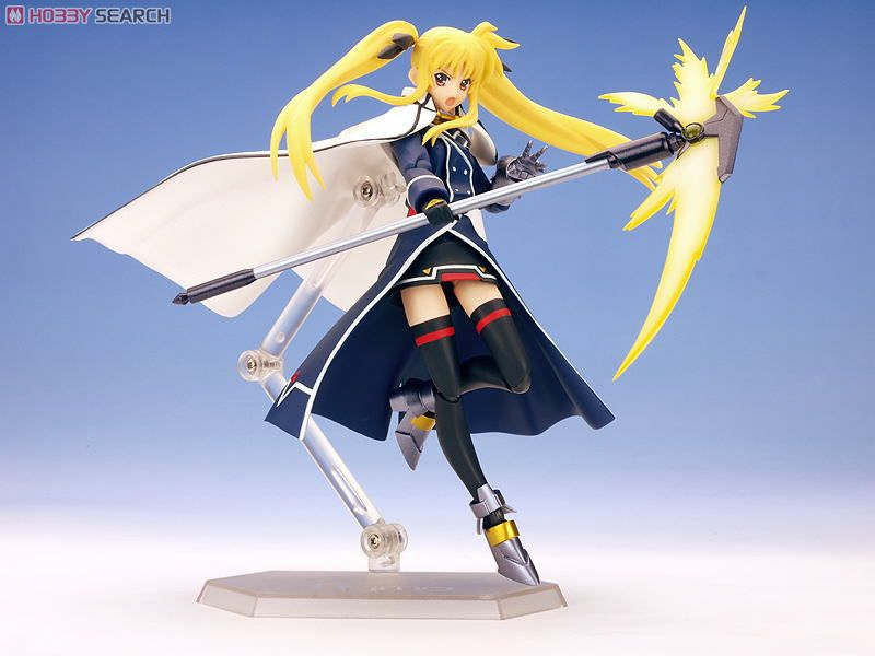 figma Fate T Harlaown Barrier Jacket Ver.