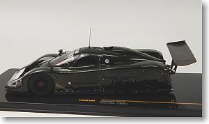 ジャガー XJR12 テストカー 1990 (ブラック) (ミニカー)