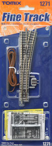Fine Track Electric Points N-PR541-15 (F) (Completely Electrofrog Type) (Model Train)