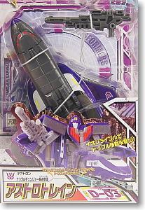 変形!ヘンケイ!トランスフォーマー D-03 アストロトレイン (完成品)