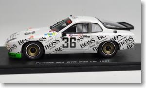 ポルシェ 924 GTP 1981年ル・マン24時間11位 (No.36) (ミニカー)