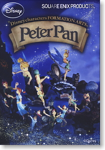 Disney Characters Formation Arts Peter Pan 6 pieces (Figure)