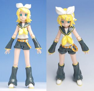 MAX FACTORY Good Smile Vocaloid Kagamine Rin Figma Action Figure