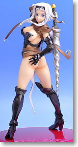 <b>Excel</b>lent Model Core Vagrant Warrior Leina 2P Collar Ver. (PVC Figure)
