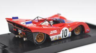 フェラーリ 312PB 1982年 BOAC ブランズハッチ 2位 (No.10) (ミニカー ...