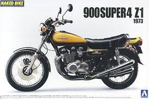 Aoshima 40980 Bike 12 Kawasaki 900 Super 4 Z1 1/12 Scale