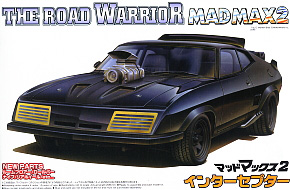 The Road Warrior Mad Max 2 Interceptor Ver.2 (Model Car)