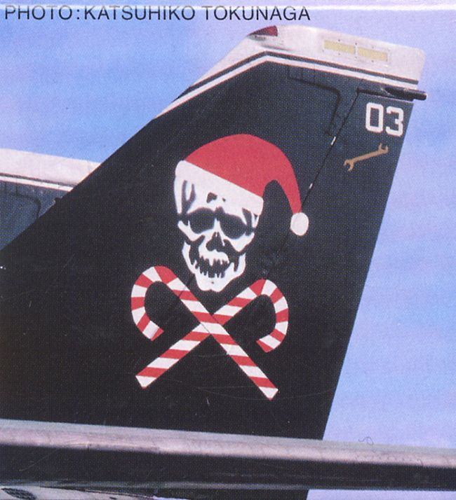 ... VF-103 Jolly Rogers Christmas Special` (Plastic model) Item picture2