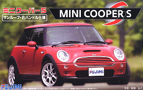 Mini Cooper S Sunroof (Model Car)