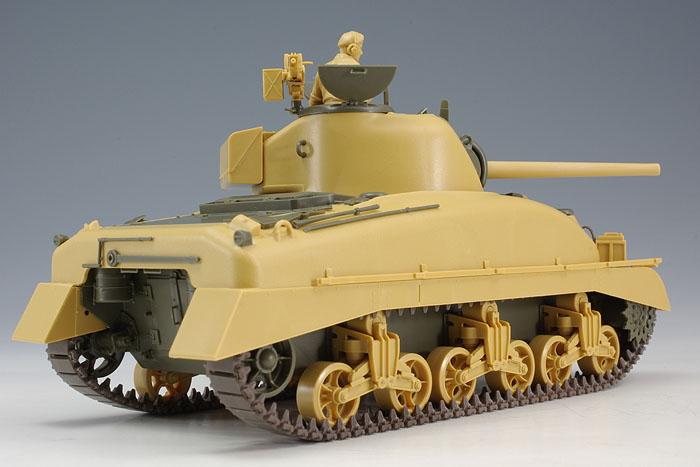 イギリス陸軍 シャーマンII 初期型 (エル・アラメイン 1942) (プラモデル)