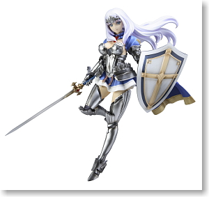 <b>Excel</b>lent Model Core Queens Blade Rebellion Knight Princess of Revolt Annelotte (PVC Figure)