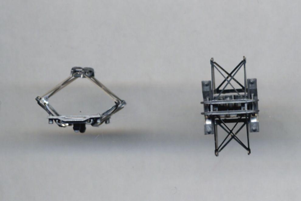 【 0211 】 PS14形 パンタグラフ (2個入り) (鉄道模型)