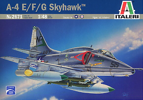 A-4E/F/G Sky Hawk (Plastic model)