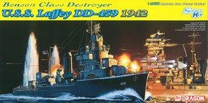 米海軍 ベンソン級駆逐艦 U.S.S ラフェイ (DDG-459) (プラモデル)