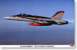 F/A-18C Hornet `VFA-94 Mighty Shrikes` (Plastic model)
