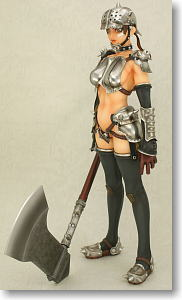 Armor <b>Girl</b> No.1 (PVC Figure)