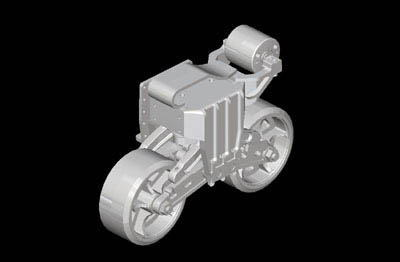 WW.II M4A4 シャーマン 75mm 砲塔搭載型 (プラモデル)