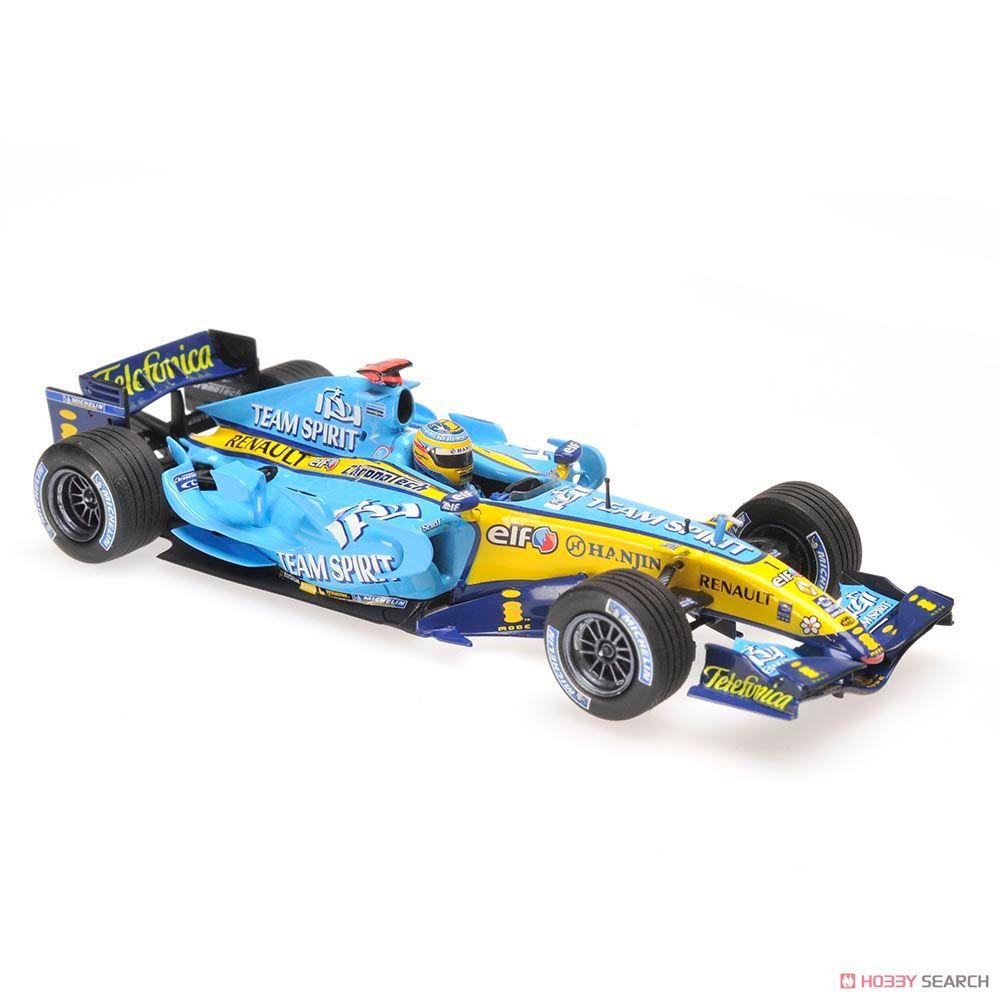 ルノー F1 R26 F.アロンソ ワールドチャンピオン 2006 (ミニカー)