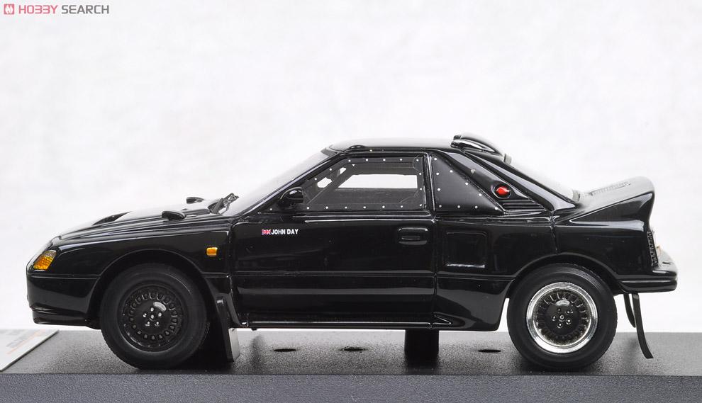 トヨタ MR2 Gr.B (1986) (ブラック) (ミニカー)