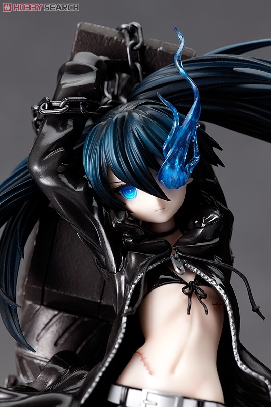 Black Rock Shooter (PVC Figure) Item picture7