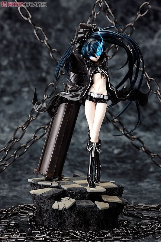 Black Rock Shooter (PVC Figure) Other picture1