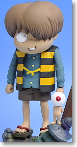 Soft Stage DX Hakaba Kitaro Deluxe Set (PVC Figure)