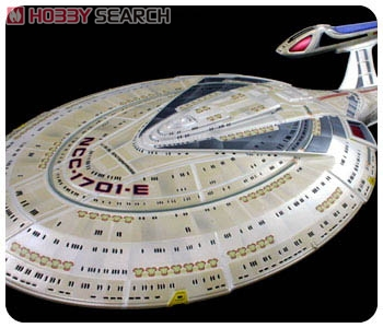 NCC-1701-E U.S.S  Enterprises (Plastic model) Images List