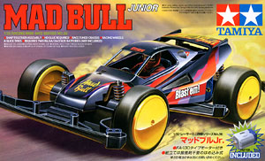 Mad Bull Jr. (Mini 4WD)