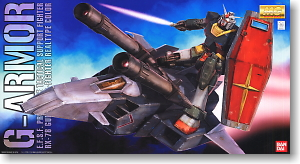 G Armor Real Type Color (MG) (Gundam Model Kits)