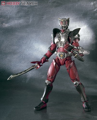 [close] S.I.C. Ultimate Soul Kamen Rider Ryuki (Completed) Item picture1