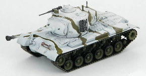 M46 パットン 朝鮮戦争 `冬季迷彩` (完成品)