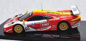マクラーレン F1 GTR 1998年 ル・マン24時間4位 (No.40) (ミニカー)