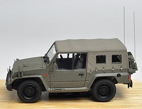 73式小型トラック (1996年) 第7師団 北海道 (完成品)