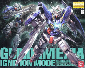 GN-001 Gundam Exia Ignition Mode (MG) (Gundam Model Kits)