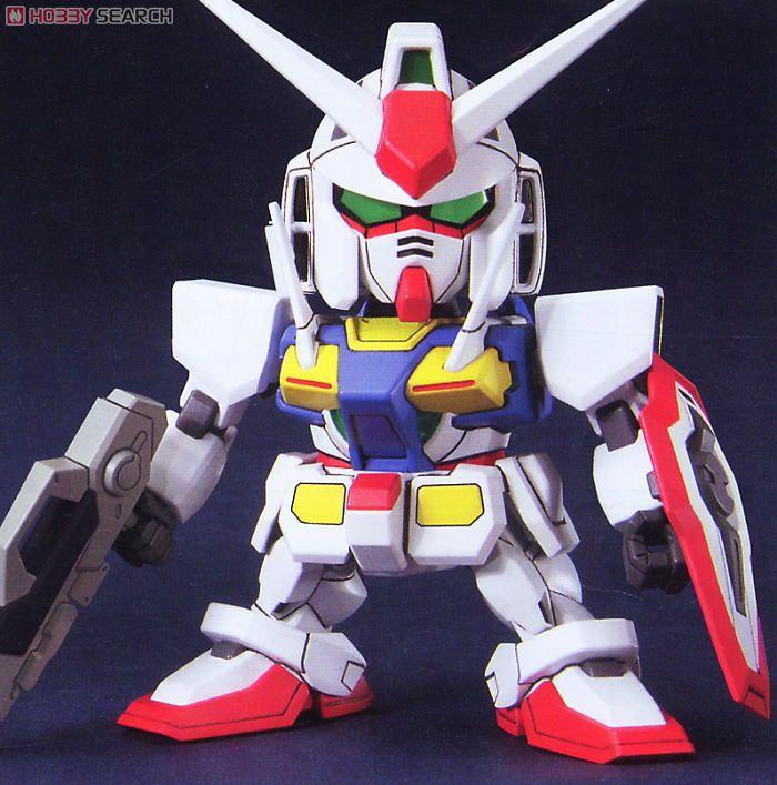 0ガンダム (オーガンダム) (実戦配備型) (SD) (ガンプラ)