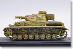 ドイツIV号戦車 Ausf.F1(F) 第5装甲師団 第31戦車連隊 ロシア 1942 (完成品)