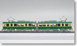 """江ノ島電鉄 1500形 """"500形塗装"""" (M車)"""