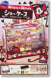 Disney <b>Character</b> Mickey &amp; Minnie Showcase (Shokugan)