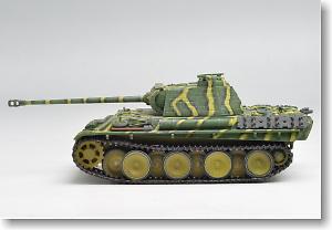 ドイツ軍 パンター G型 w/ツィンメリットコーティング 第1SS装甲師団 フランス 1944 (完成品)