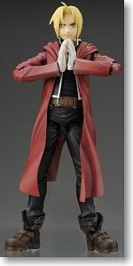 Fullmetal Alchemist Play Arts Kai Edward Elric (PVC Figure)