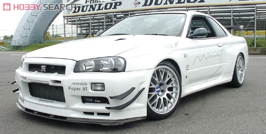 All Model Car >> MINE`s R34 Skyline GT-R (Model Car) Other picture1