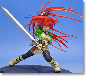 Shina Dark Galett (PVC Figure)