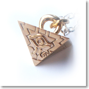 Yu-Gi-Oh! Duel Monsters Millennium Puzzle Pendant (Anime Toy)