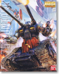RX-75 Guntank (MG) (Gundam Model Kits)